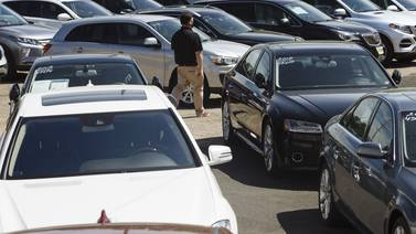 O boom no preço de carros usados atesta a falta de chips