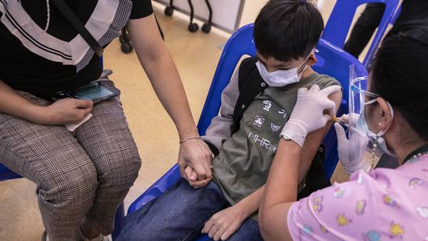 Pfizer afirma que vacina contra Covid é 91% eficaz em crianças de 5 a 11 anos
