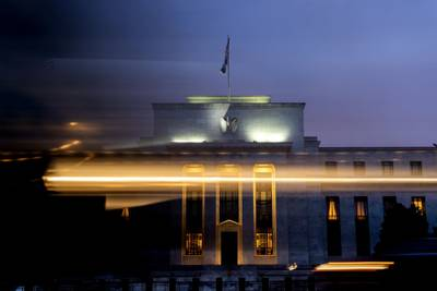 Powell se enfrenta a mundo de riesgos para el calendario de reducción de la Fed