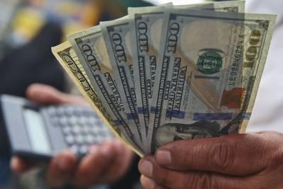 Dólar en Perú cierra este martes con leve retroceso frente al sol