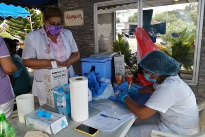 Panamá anuncia donación de vacunas a Nicaragua a través de la OPS