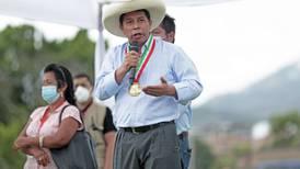 """Pedro Castillo: """"Somos y seremos respetuosos con la libertad de empresa"""""""