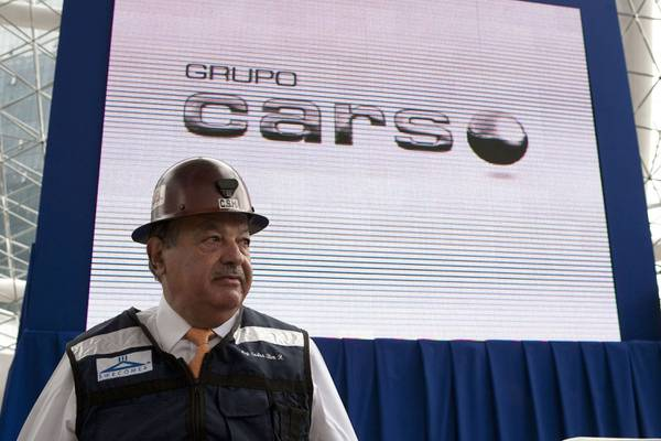 Arranque de gasoducto dispara ganancias de Carso Energy