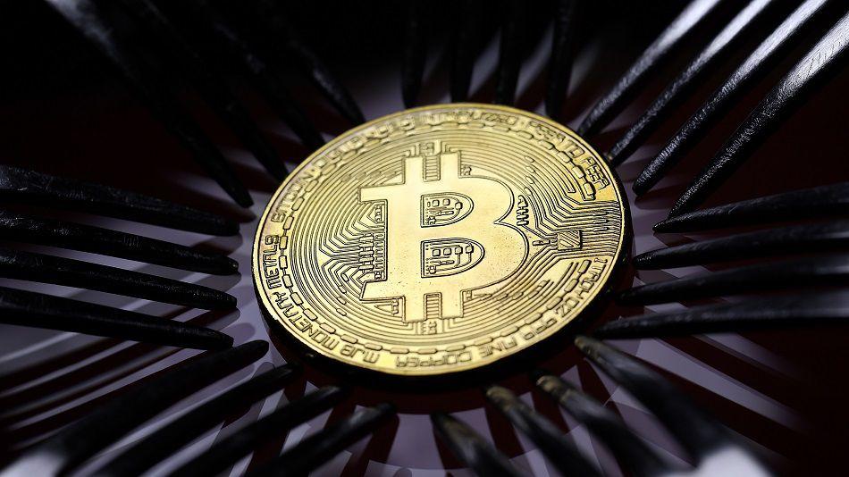 Representación de un token de bitcoin