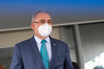 Ministro de Salud brasileño, el segundo caso de Covid-19 de comitiva a la ONU