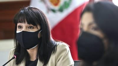 Gabinete de Mirtha Vásquez buscará la confianza del Congreso el próximo lunes