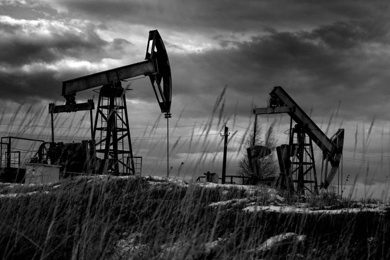 Bombeando petróleo