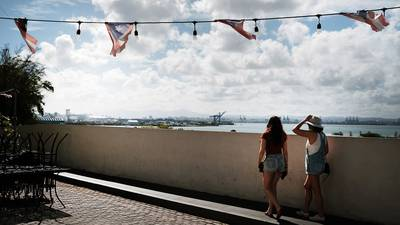 Puerto Rico: Contratiempo en su sueño de construir una industria cinematográfica