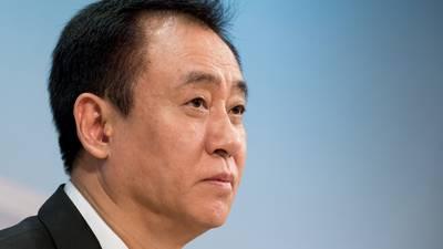 China insta a fundador de Evergrande a pagar deuda con su propia fortuna