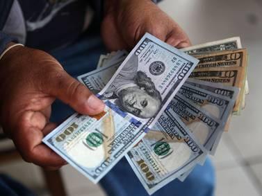 Peso chileno sube en medio de alza de acciones globales