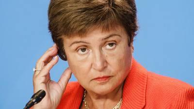 La agonía del FMI va más allá de la supervivencia de Georgieva