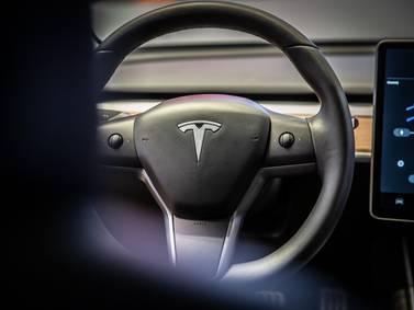 Las acciones de Tesla están de vuelta