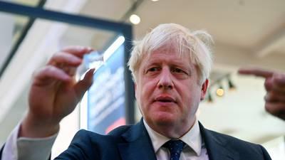 Boris Johnson espera cúpula climática 'extremamente difícil'