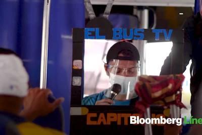 Periodistas venezolanos innovan para compartir noticias - Bloomberg Línea