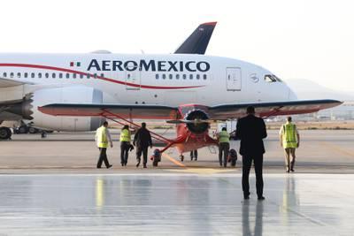 Aeroméxico no logra superar ingresos previos al Covid, salvo en un negocio