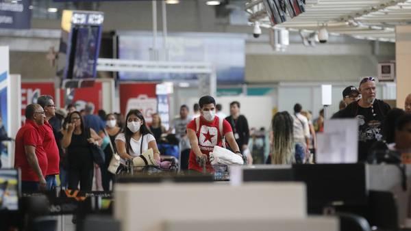 Exigência só de 'teste de farmácia' pode incentivar viagem aos EUA