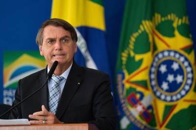 Acciones Brasil con el peor desempeño mientras Bolsonaro asusta a mercados