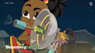 La superheroína africana que inspira a niños