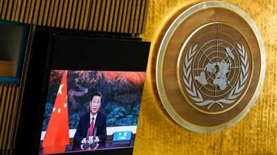 China dejará de construir nuevos proyectos de energía a carbón en el extranjero
